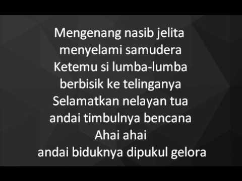 Dikir Temasek II - Cinta Duyung Nelayan lyrics