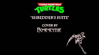 "TMNT ""Shredder"