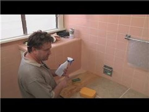 cleaning tile how to clean bathroom wall tiles youtube. Black Bedroom Furniture Sets. Home Design Ideas
