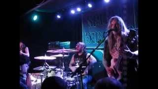 Spirit Caravan - Black Flower live at Saint Vitus bar, Brooklyn NY 4-15-2014