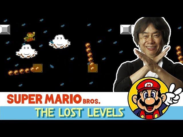 El Nivel Más INSANO y PILLO de MIYAMOTO - #10 - Super Mario The Lost Levels (Switch) - ZetaSSJ