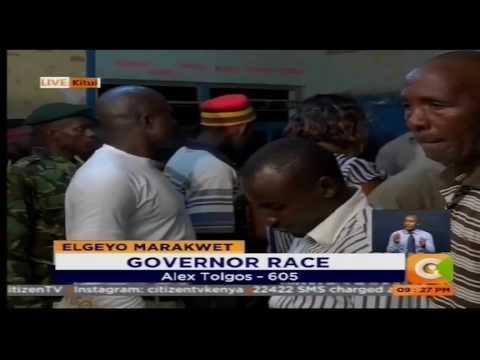 Kitui: Musila, Malombe fight for Wiper gubernatorial ticket