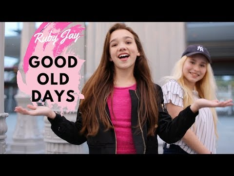 Good Old Days - Macklemore FT Kesha | Ruby Jay Cover
