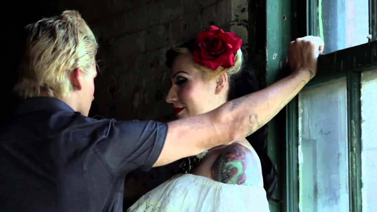 Punk Rock Wedding