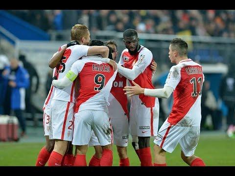 HIGHLIGHTS : FC Sochaux 1-1 AS Monaco (3-4 TAB) - AS MONACO