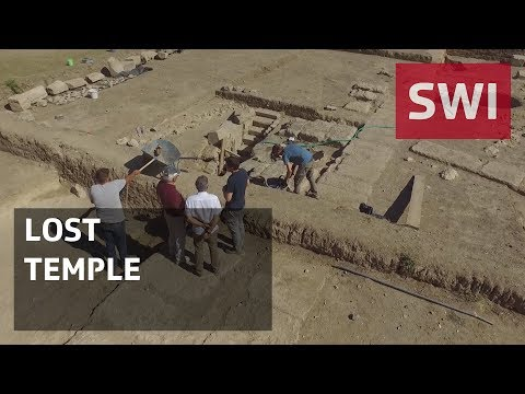 Lost Greek temple found by Swiss scholars