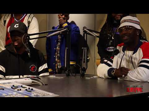 San Quinn & Black C (of RBL Posse) Talk Bay Area Rap & Messy Marv