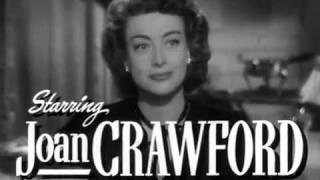Possessed (1947) Trailer  Joan Crawford