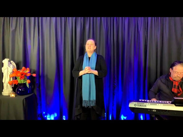 """Soul Center Sunday Service,2/21/21: Topic: """"Because I Say So"""" Rev. Keith Horwitz"""