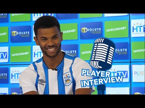 😃 CAMPBELL SIGNS! PLAYER INTERVIEW | Fraizer Campbell On Joining Huddersfield Town