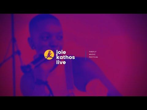 Joie Kathos   Live @ Firefly Music Festival 2017 (Dover, DE)