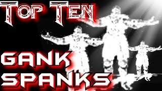 Dark Souls 2 PvP - Top Ten Gank Spanks! (Week 7)