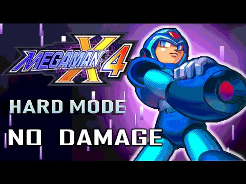 KAIZO - Mega Man X4 - Unarmored (No Damage)