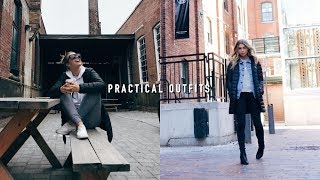 PRACTICAL OUTFITS FOR SCHOOL + WEEKENDS!   Allegra Shaw