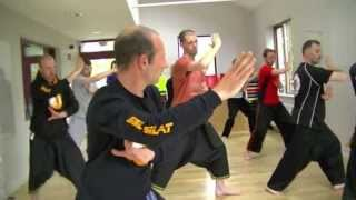 "Silat Open Circle : ""training Camp"" Belfast June 2013"