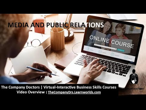 Media And Public Relations - The Company Doctors