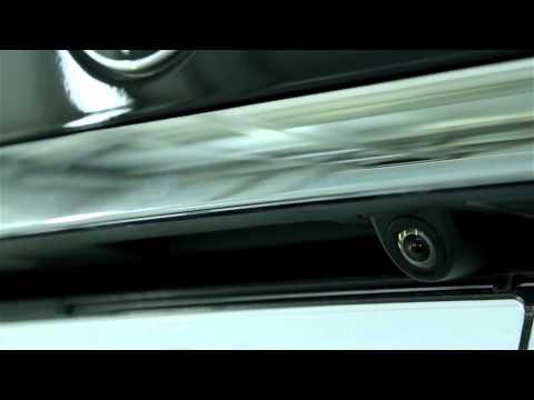 BMW 7 series (F01/02) - камера заднего вида + iPAS & PDC функции
