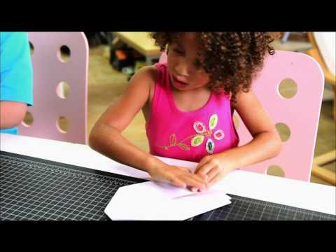 Sesame Street: Episode #4520: Fun with Paper Sculptures (HBO Kids)