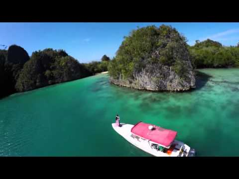 Rizal + Ivena - Trailer Wedding Video // This is Us, This is Raja Ampat
