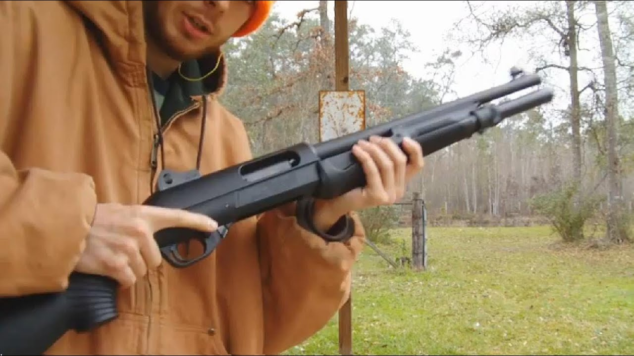 Benelli m2 tactical reviews - Benelli M2 Tactical Reviews 33