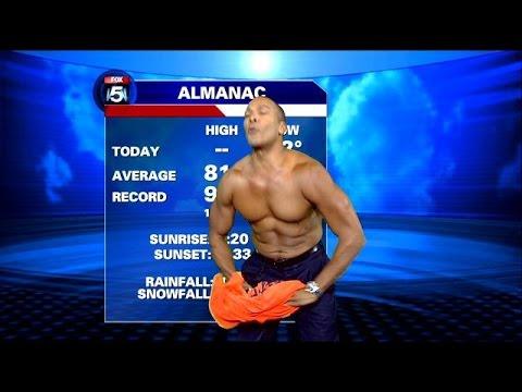 "Meteorologist ""Magic Mike"" Woods"