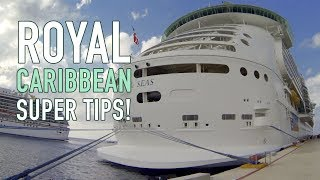 Royal Caribbean Tips and Tricks - Live