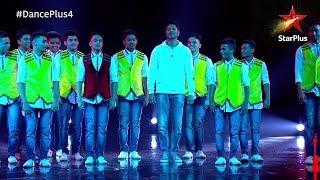 Dance+ 4 | Gang 13 and Prabhu Deva