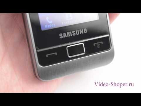 Видеообзор Samsung Champ 2