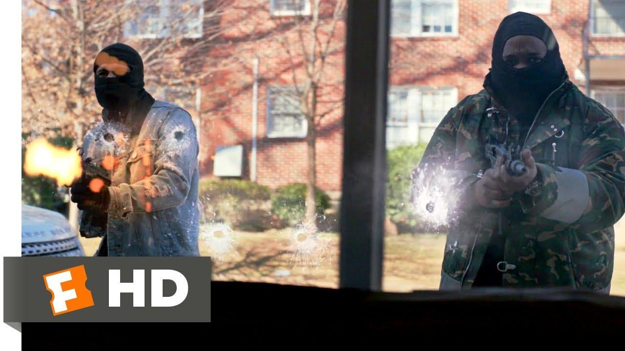 Download Superfly (2018) - Barbershop Hit Scene (3/10) | Movieclips