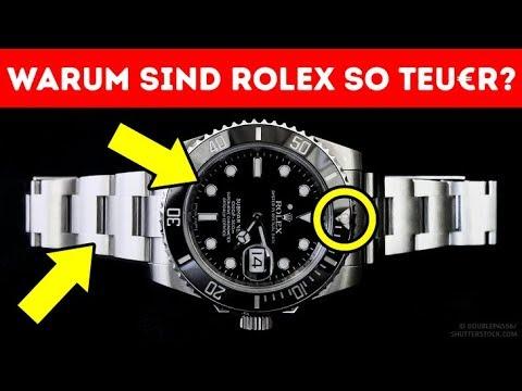 Warum Sind Rolex So Teuer?