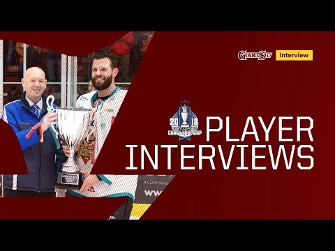 INTERVIEWS: Challenge Cup Final Post-Game