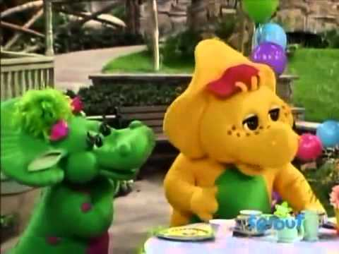 Barney and Friends - Tea-riffic Manners