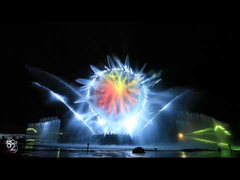 Big O Experience   Multimedia Show   Yeosu   South Korea 2012   3min version on Vimeo