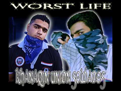 IRAQI KURDISH RAP- Khanaqin union- Worst life SURENOS IN KURDISTAN DE IRAQ