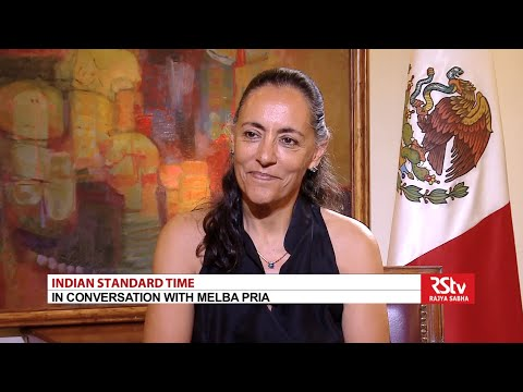 Melba Pria on Indian Standard Time