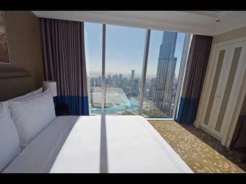 Dubai Downtown Spacious Penthouse