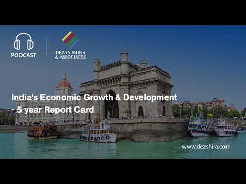 India's Economic Growth and Development - 5 Year Report Card