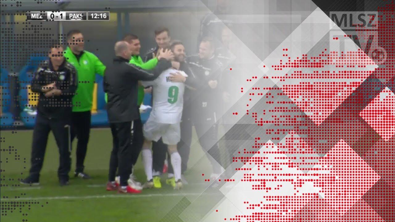 Hahn János Csaba gólja a Mezőkövesd Zsóry FC - Paksi FC mérkőzésen