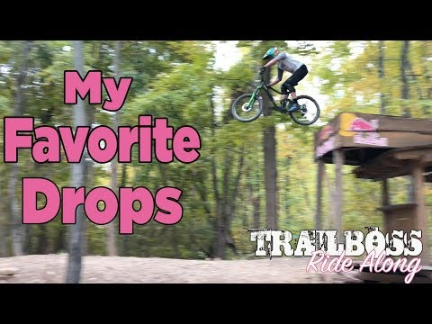 HOW TO SURVIVE MY 6 FAVORITE DROPS AT MOUNTAIN CREEK BIKE PARK