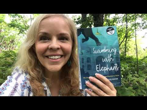 Swimming with Elephants: a Book Trailer with Author Sarah Seidelmann