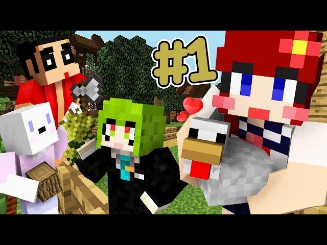 ?????, ???? ??? ?? ?? ?? *E01 [?????? : ???????] -?? harvest festival Minecraft