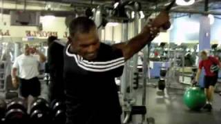 PGA Tour Golf Fitness Instructor, Gabriel Lopez & Vijay Singh - Training Video