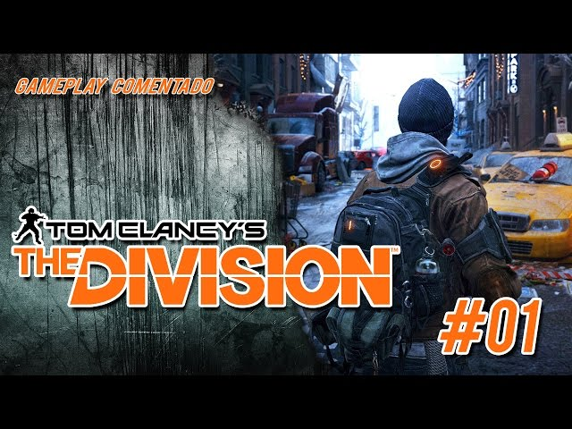 # 01 The Division Beta - Gameplay comentado [ PT-BR ]   Continue Game  Continue Game