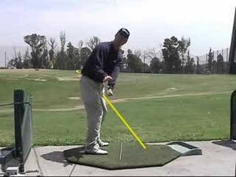 Golf Instruction Drill For A Connected Takeaway Youtube