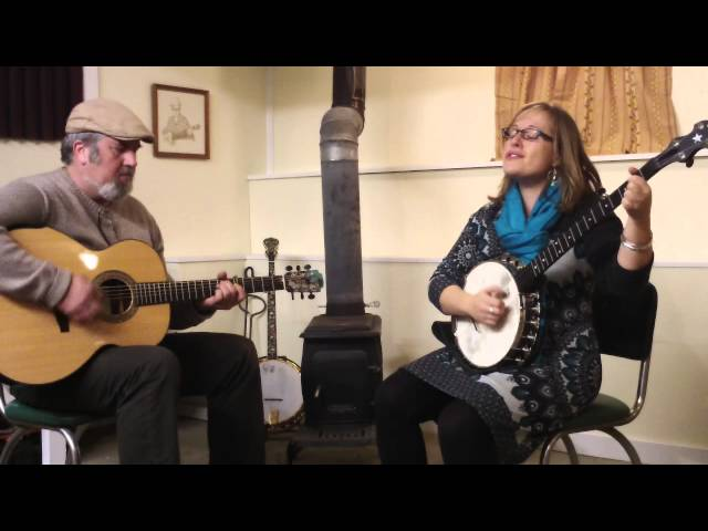 "Jenna Lindbo with Rik Barron..... ""When You're Gone""....."