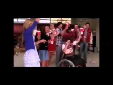Glee Slushies Video- Cool Kids