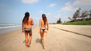 Пешком по пляжам