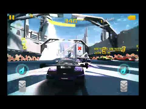 Asphalt 8 sector 8 race on android + no wreck glitch San Diego Harbour