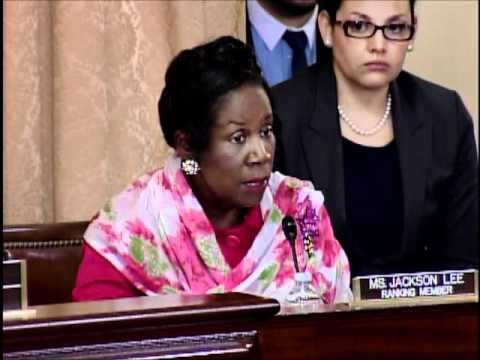 Congresswoman Jackson-Lee -- Future of TSA