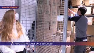 Yvelines | L'actu de la semaine en 78 secondes (du lundi 8 février au vendredi 12 février)